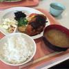 Iioshokudoutamabijutsudaigakunaigakushoku - 料理写真:【Eディッシュ】(320円税込)【小ライス+味噌汁セット】(150円税込)