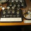 サントリー山崎蒸溜所 - ドリンク写真:テーブルにセットされています。