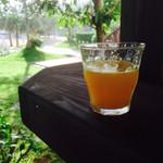 セイルフィッシュ カフェ - 搾りたてオレンジジュース