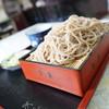 第三清川 - 料理写真:もりそば