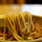 三嶋屋 - 麺リフト