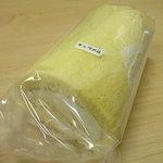 シフォンケーキ Mint - シフォンロール(キャラメル)