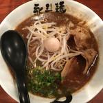 56980340 - サンマらーめん 醤油(780円)