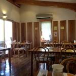 レストラン トロアの森 - 店内の雰囲気