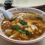 随心亭 - チャンポン麺