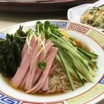 随心亭 - 冷麺セット