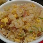 中国菜館 桃の花 - チャーハン