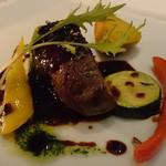 56985556 - 牛フィレ肉のステーキ