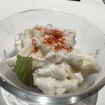 ボルケーノキッチン - マカロニサラダ