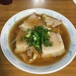 岸本柳蔵老舗 - 料理写真:鞍馬山ラーメン