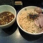 麺屋武蔵 青山 - 味玉つけめん + 大盛り