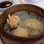 中国料理 天安門 - 飲茶コース(焼売、餃子、小龍包)