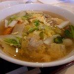 中国料理 天安門 - 五目汁そば