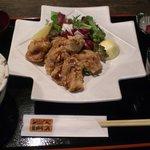 七輪炭火焼鳥と浜焼 伝べえ 新宿三丁目店 -