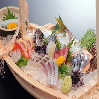 愛媛・宇和海の新鮮な獲れたての魚たち
