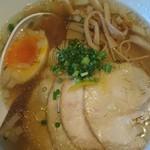 博多一風堂 - 美しいスープ