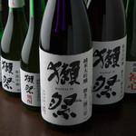 和洋創作料理芽吹 - ドリンク写真:他日本酒多種ご用意有ります