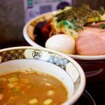 すごい煮干ラーメン凪 - 煮干つけ麺