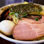 すごい煮干ラーメン凪 - 煮干つけ麺アップ