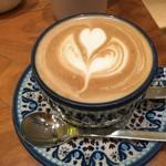 CAFE FREDY - カプチーノ