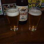 地場産食材 宝 - 瓶ビール