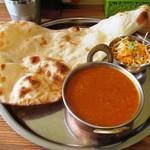 インド料理 ダルバール - キーマカレーセット