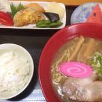 旭川ラーメン さいじょう - 昼定食限定食数580