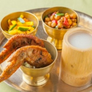 ランチはお洒落に、ネパール料理を召し上がれ☆