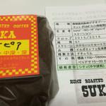 SUKA - ペーパー用に挽いて貰った、エチオピア イルガチャフェ 100g