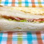 57024684 - サンドイッチ