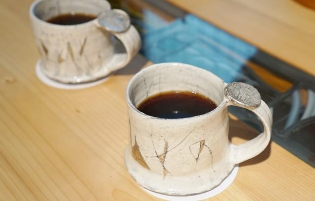 ノー ディテール イズ スモール - コーヒー