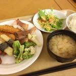 ホテル ルートイン - 朝食^_^