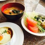 セイルフィッシュ カフェ - 2日目朝食一例