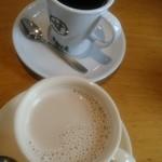 甘味喫茶 おかげ庵 - コーヒーとモーニングカップ
