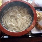 自家製麺 麺いち - 釜揚げうどん