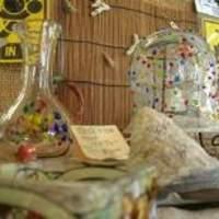 トラットリア ソーノ - 琉球ガラスなどもあります
