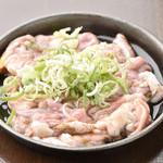 居酒屋 笑ちゃん - 料理写真:ネギ塩笑ちゃん焼き