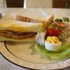 レストラン冨士屋 - 料理写真:1日20食限定のカツサンド・・お持ち帰りも出来ます。
