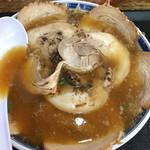 57034760 - ( ̄Д ̄)ノチャーシュー麺¥864