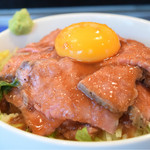渋谷 桜丘 肉寿司 -
