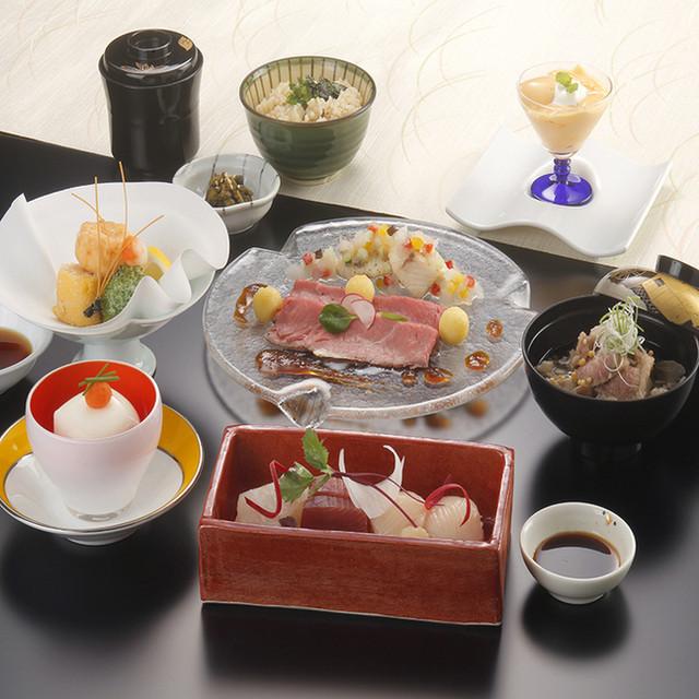 上野でオススメの会席・懐石料理が堪能できる接待 …