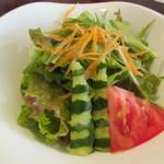 ペコロス - 料理写真:サラダ