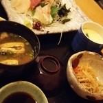 魚の蔵 - 大漁定食