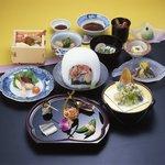 割烹まつ井 - 会席料理(竹)7,000円