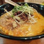 白湯麺屋 - 白胡麻坦々麺2010/11