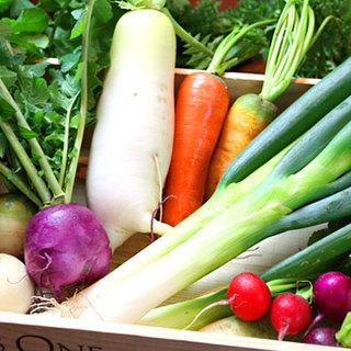 ◇◆京野菜・近江野菜を中心に仕入れたこだわり野菜◆◇