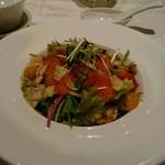 Shisentoufahansou - ボリューミー海鮮サラダ
