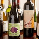 ビストロガニオン - 季節のおすすめボトルワイン多種
