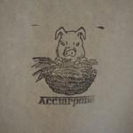 アッチャルポーネ - アッチャルポーネのロゴマーク