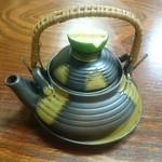 和風レストラン竹善 - 料理写真:松茸土瓶蒸し